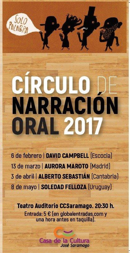 Circulo de Narracion Oral 2017
