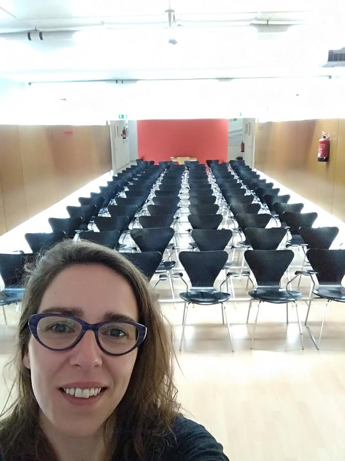Aurora Maroto Linares-Biblioteca Manuel Alvar