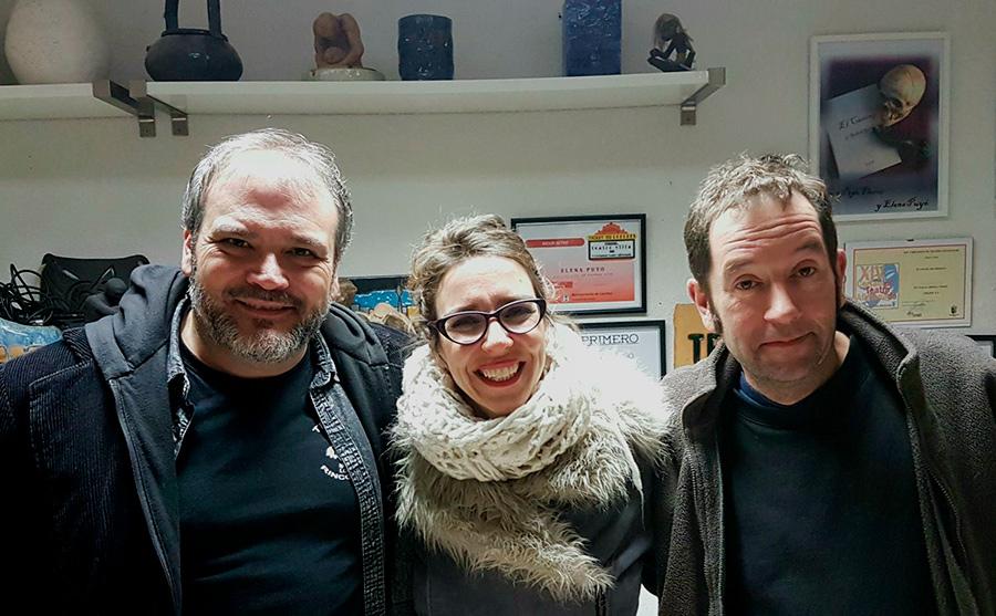 Aurora Maroto Linares-Teatro por los Rincones
