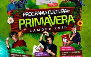 Aurora Maroto Linares-Programación Cultural Primavera Zamora