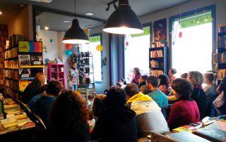 Taller de Rivas-Librería Las Hojas