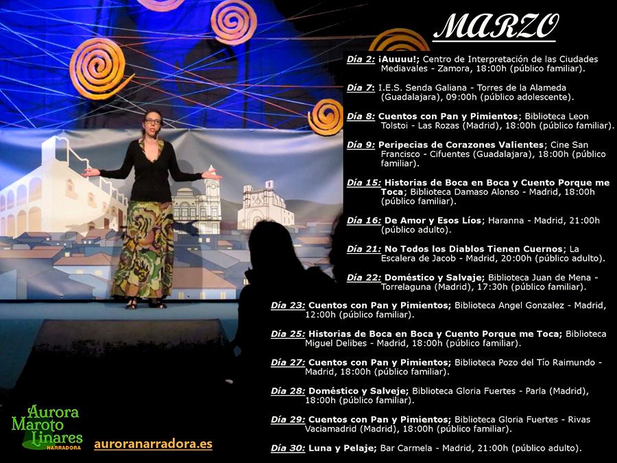 Aurora-Maroto-Linares-Agenda-Marzo