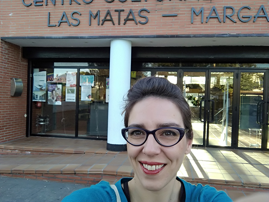 Aurora Maroto Linares-Biblioteca Las Matas