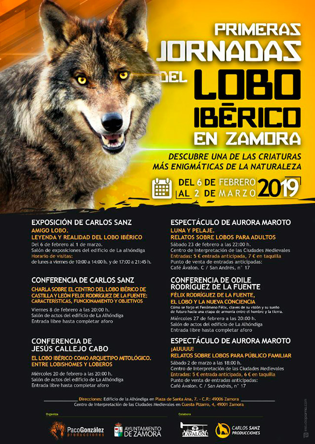 Aurora Maroto Linares-Jornadas Lobo Iberico Zamora