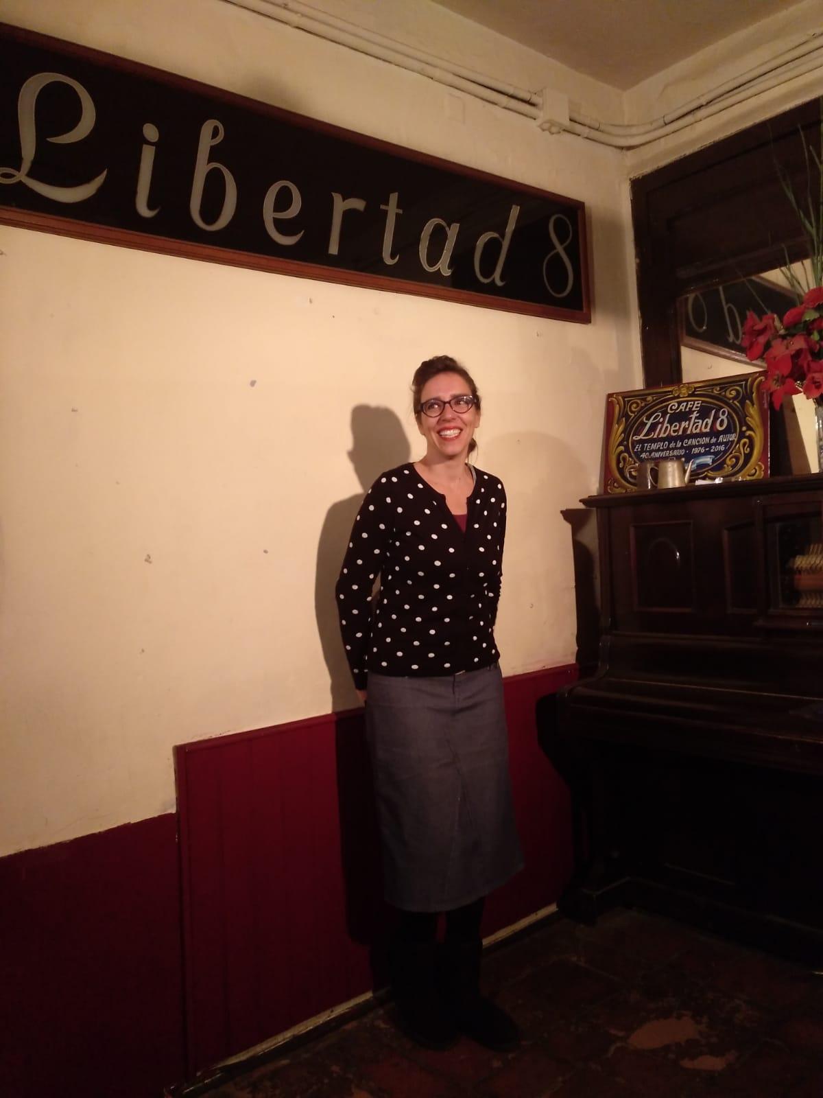 Aurora Maroto Linares- Libertad 8