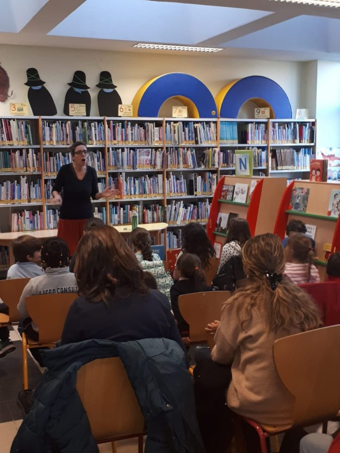 Aurora Maroto Linares- Biblioteca Pozo del Tío Raimundo